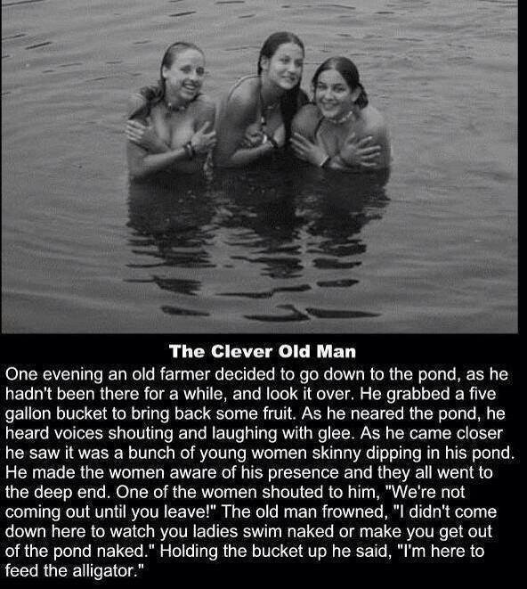 20130909_The clever old man